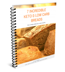 7 Incredible Keto & Low Carb Breads